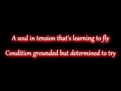Pink Floyd - Learning to Fly Lyrics HD