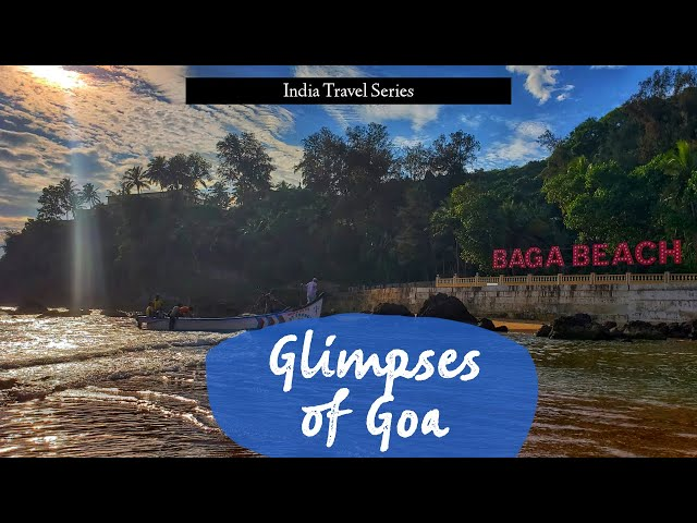 Glimpses of Goa | Traveller By Birth | Hiral Pandya