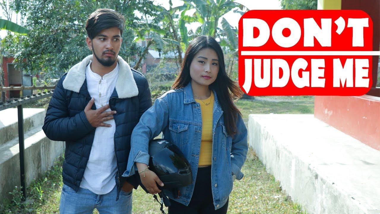 Don't Judge Me|Modern Love |Nepali Comedy Short Film |SNS Entertainment
