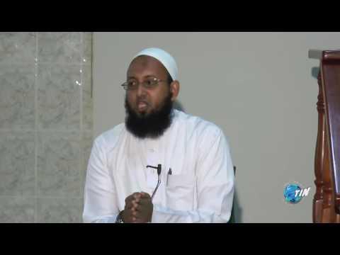 The Power Of 3rd Kalima Tamjeed:  Maulana Aleem Mohamed