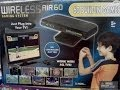 Unboxing Wireless Air 60- 60 Games to play on TV