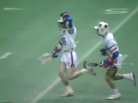 Syracuse vs. Johns Hopkins 1987 lacrosse