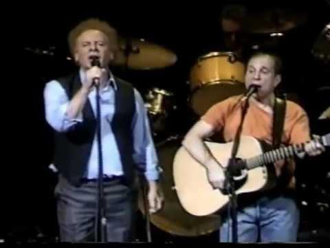 Simon & Garfunkel - Keep The Customer Satisfied - Live, Miami, 12-17-03