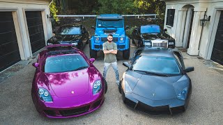 How I ended up with this Lamborghini!