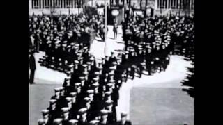 1938 Fort Schuyler Dedication