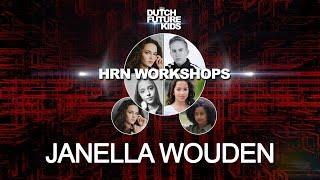 JANELLA WOUDEN | Wale, Wizkid & Dua Lipa - My Love (Major Lazer Remix) | Dutch Future Kids