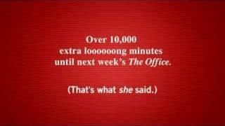 The Office TV Guide Ad