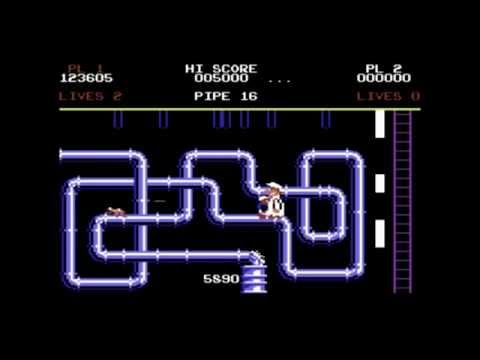 C64-Longplay - Super Pipeline (720p)
