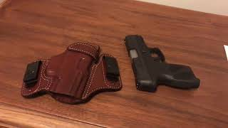 Falco holster review