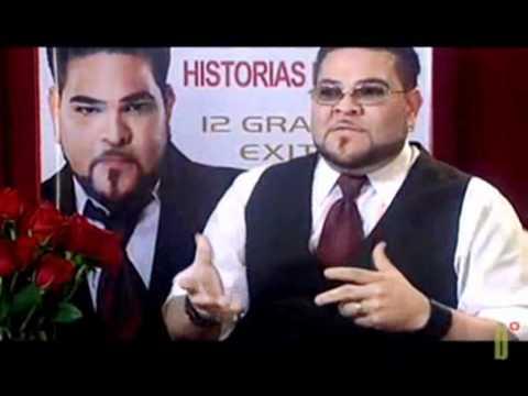 Entrevista  Omar Alfanno y Angel López presentan Historias de Amor