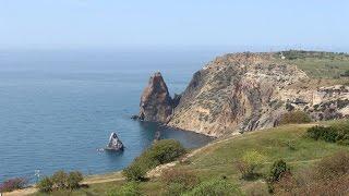 Мыс Фиолент  - одно из самых красивых мест в Крыму(Мыс Фиолент - одно из самых красивых мест Крыма. Это одна из достопримечательностей Крыма. Находится под..., 2016-05-23T17:17:29.000Z)