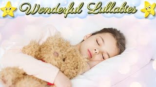 Calming Musicbox Lullabies Compilation For Babies Kids ♥ Soft Bedtime Nursery Rhymes ♫ Sweet Dreams