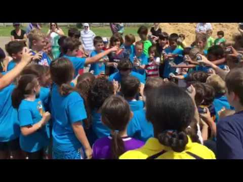 Dearborn Heights Montessori Center Field Day