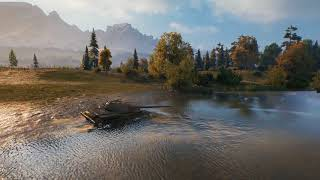 World of Tanks: PC Deformation Particles