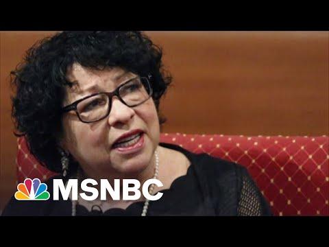 Justice Sotomayor: 'Stunning' SCOTUS Decision Creates 'Citizen Bounty Hunters' In TX