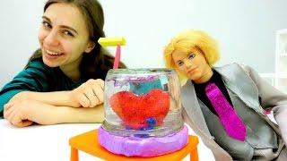 Поделки из пластилина с Кеном. Мастерская Барби
