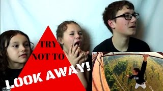 TRY NOT TO LOOK AWAY CHALLENGE Reaction!!!