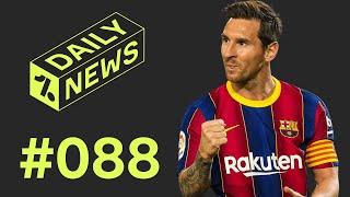 Messi gewinnt den Machtkampf - Bartomeu geht! Alaba-Poker scheitert erneut!