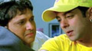 Salman gets emotional with Govinda - Partner