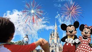 Disney World - Ryan's First Trip To WDW!