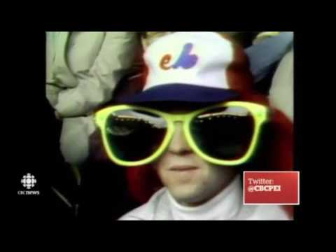 CBC Archives October 1981 Montreal Expos First Playoff Game