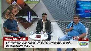 Entrevista com ADAILTON SOUSA | Confusão envolvendo GALEGUINHO DA ROUPA vai parar na delegacia