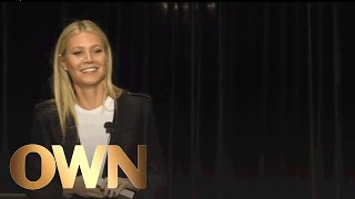Gwyneth Paltrow's Advice on Sugar | Pearl xChange | Oprah Winfrey Network
