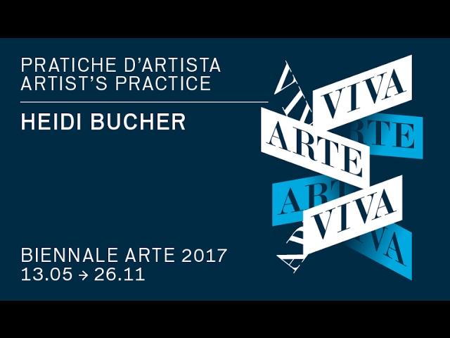 Biennale Arte 2017 - Heidi Bucher