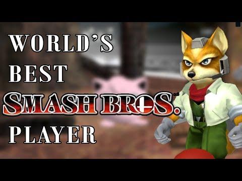 World's Best Smash Bros Player