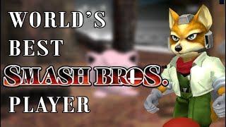 World's Best Smash Bros Player thumbnail