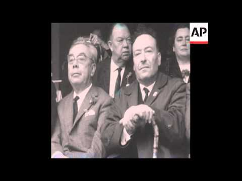 CAN321 CENTENARY OF THE SOCIALIST INTERNATIONAL IN BELGIUM