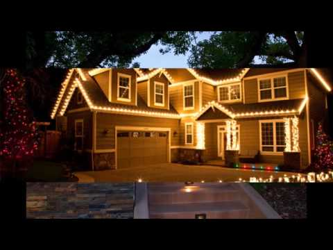 Outdoor home lighting ideas