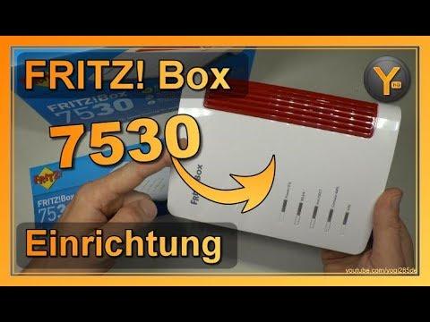 AVM FRITZ! Box 10: DSL-Zugang verkabeln & einrichten
