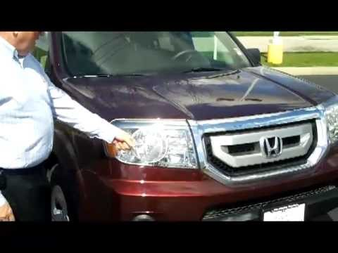 certified used 2009 honda pilot lx 4wd for sale at honda cars of bellevue an omaha honda. Black Bedroom Furniture Sets. Home Design Ideas