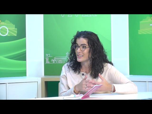 VIVIR EN CONEXIÓN ||| PRECAMPAÑA: Entrevista a la candidata de Adelante Andalucía en Jaén