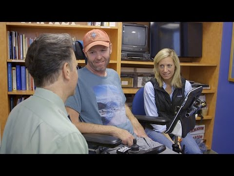 Helping give a voice to people with ALS |  Boston Children's Augmentative Communication Program