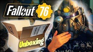 DIE GRÖßTE COLLECTORS EDITION! 📦📞 Fallout 76 Collectors Edition - 🎬  Livestream 16.11.18