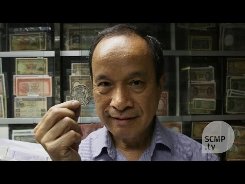 Step back in time to old Hong Kong with coin collector Chen Po-hung
