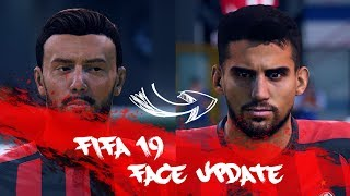 FIFA19 REAL FACE UPDATE - SUSO _beta