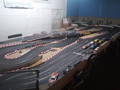 Carrera slot car track building- things to consider.