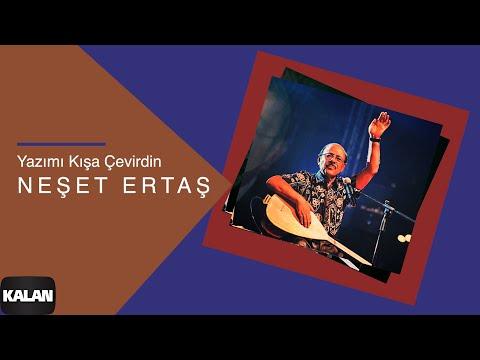 Neşet Ertaş - Yazımı Kışa Çevirdin [ Hata Benim © 2000 Kalan Müzik ]