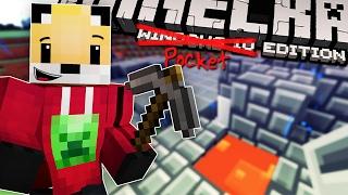 Minecraft | COOKED CHICKEN MACHINE | Foxy's Bedrock Survival [5]