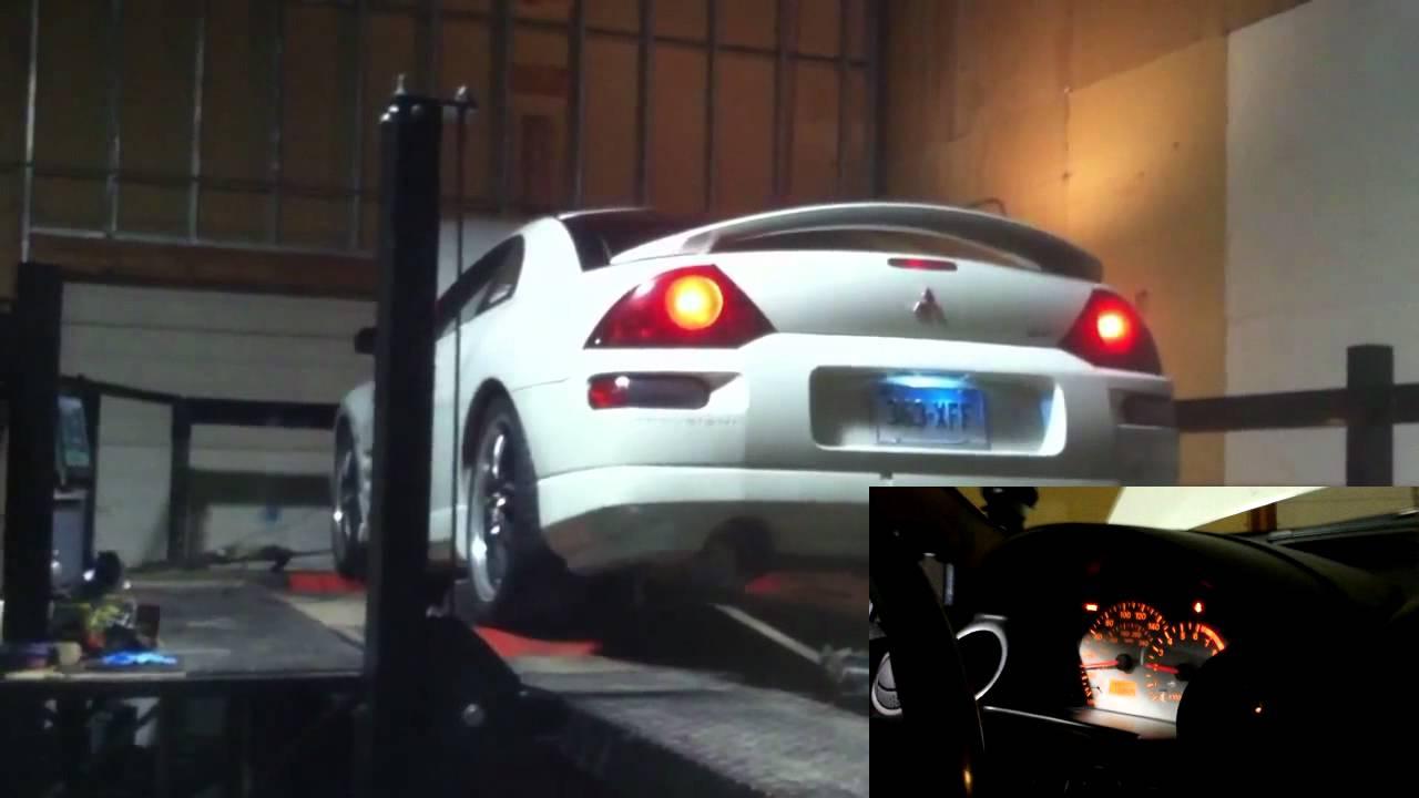 2001 Mitsubishi Eclipse Gt Dyno