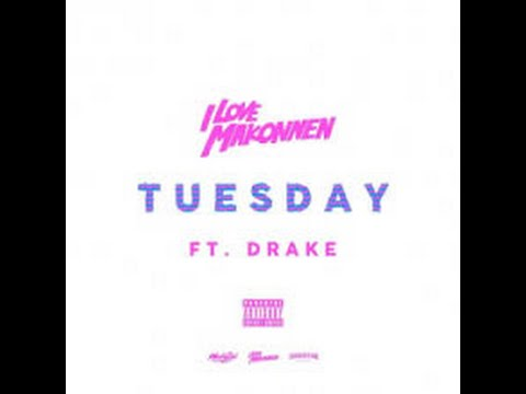 I LOVE MAKONNEN feat Drake Tuesday Audio
