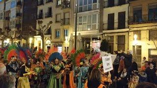 Desfile de Carnaval en Logroño