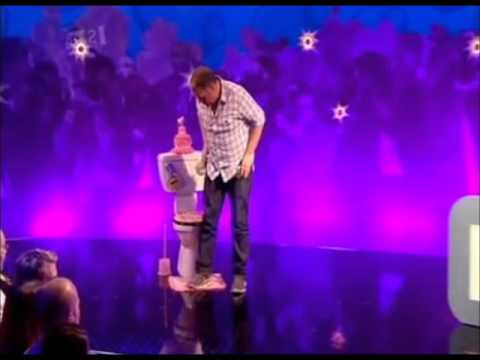 Boyzone - Shane Lynch and Keith Duffy - Celebrity Juice part 3