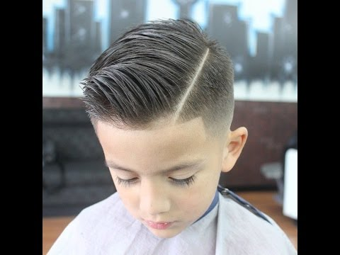 Short Hair Style For Boys - YouTube
