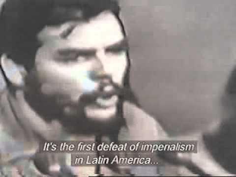 Che Guevara Speech on Bay of Pigs Invasion