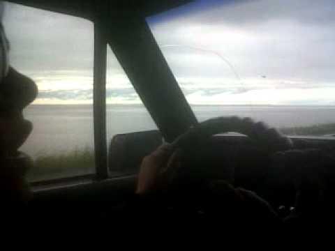 Siray Driving Narrating The HUGE Yukon Way.3GP
