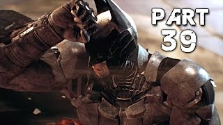 Batman Arkham Knight Walkthrough Gameplay Part 39 - Finding Gordon (PS4)